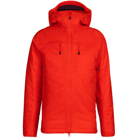 Mammut Rime IN Flex Hooded Jacket Men spicy
